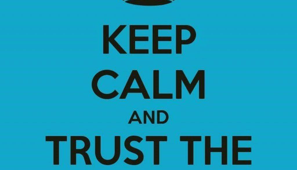 trust the hair dresser